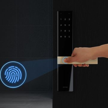 قفل دیجیتال اثر انگشتی