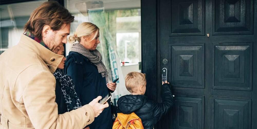 قفل کودک