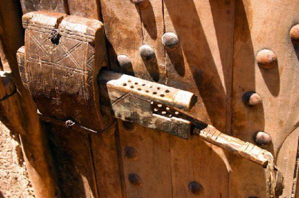 قفل های زمان باستان